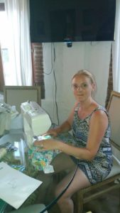 home sewing class