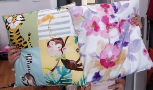 sew your cushion project