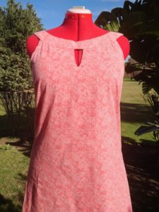 sewing class andalucia summer dress