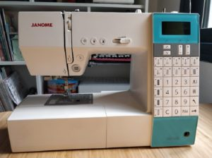 janome dks100 sewing classes andalusia gibraltar estepona
