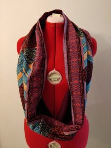 scarf sewing class sotogrande gibraltar spain
