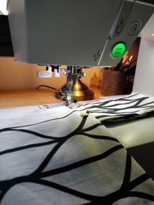 curtain making class spain