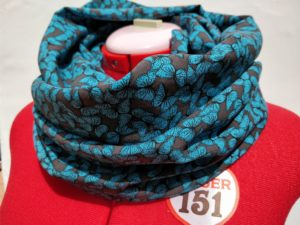 infinity scarf workshop