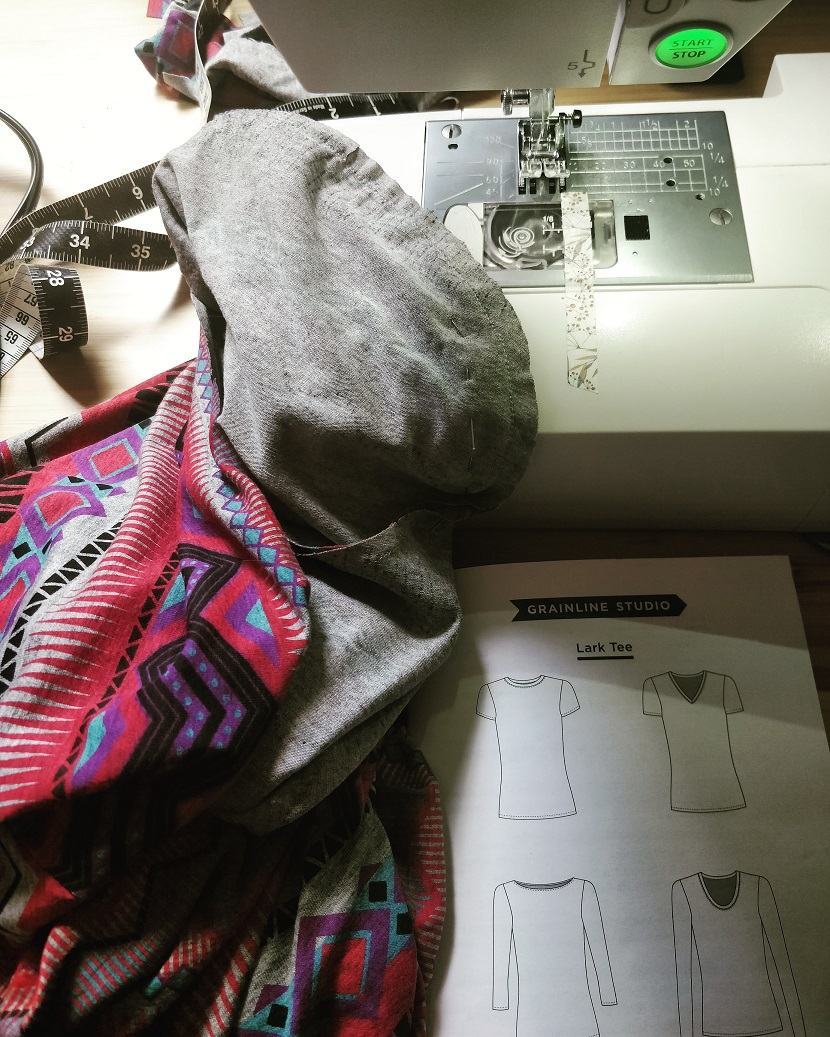 overlocker knits