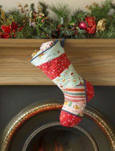 sew your own xmas stocking